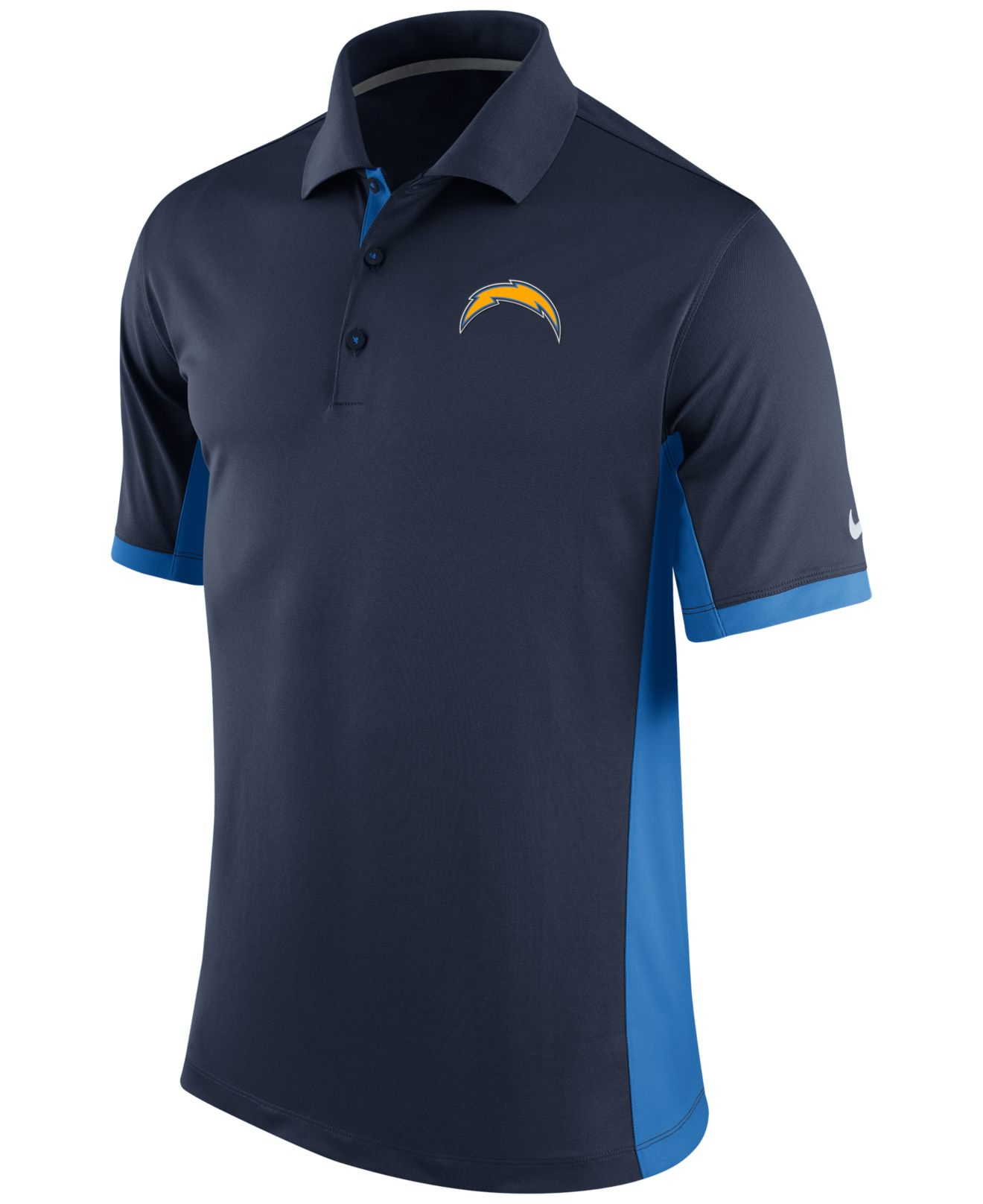 San Diego Chargers Dress: Nike Men's San Diego Chargers Team Issue Polo In