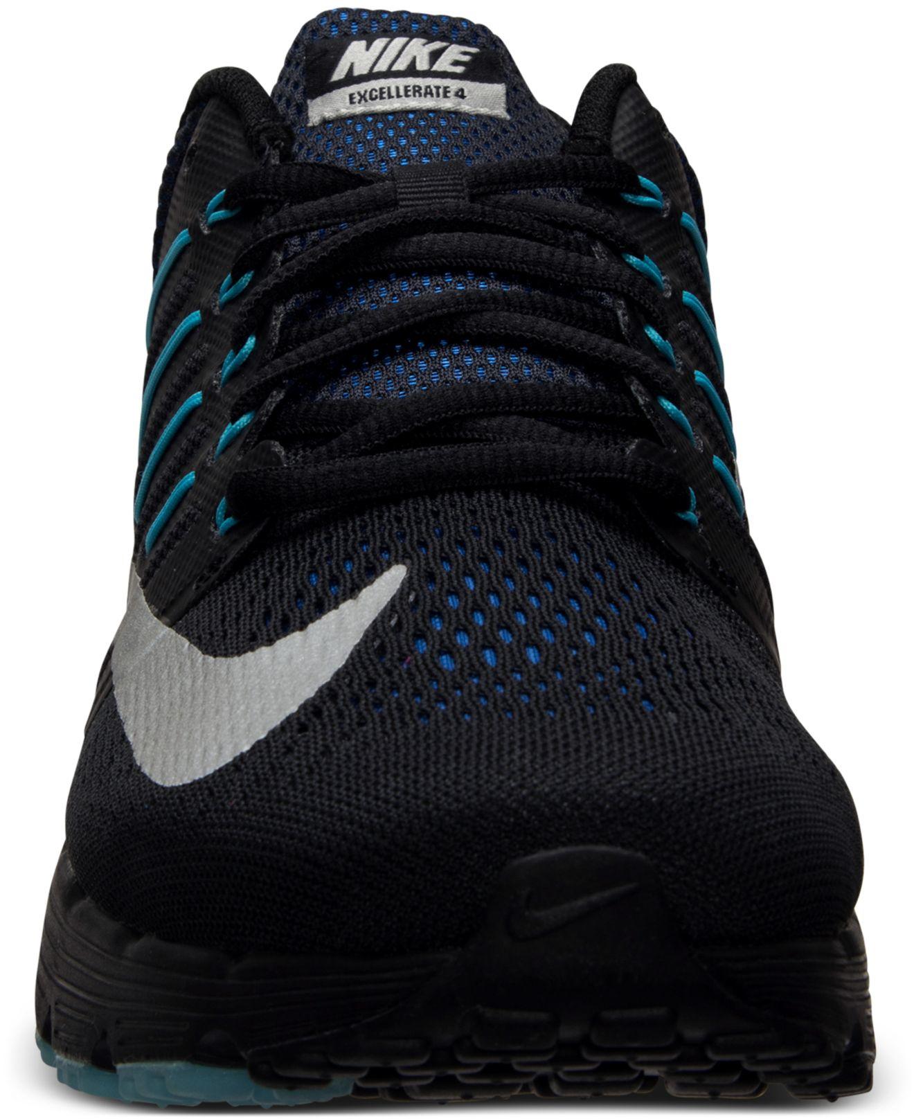 best service 63b05 78829 Lyst - Nike Men s Air Max Excellerate 4 Premium Running Sneakers ...