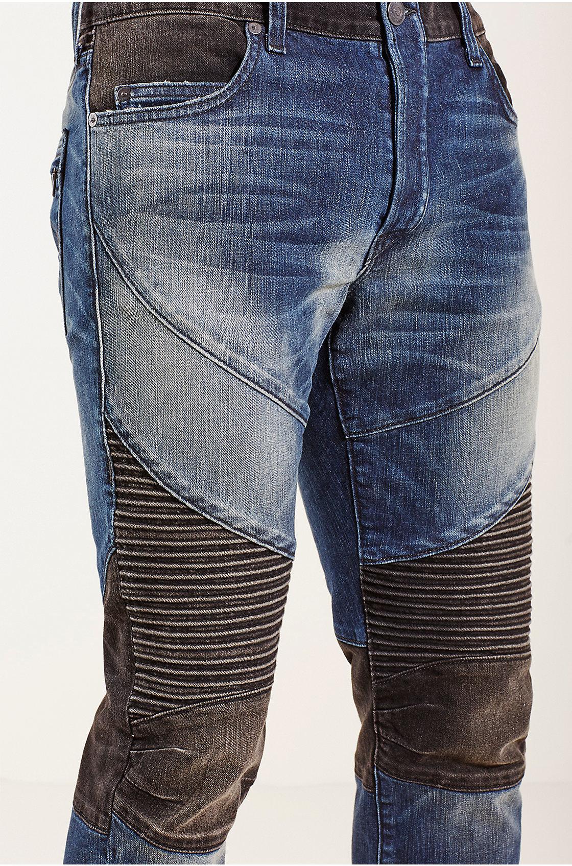 Mens Blue Jean Jackets