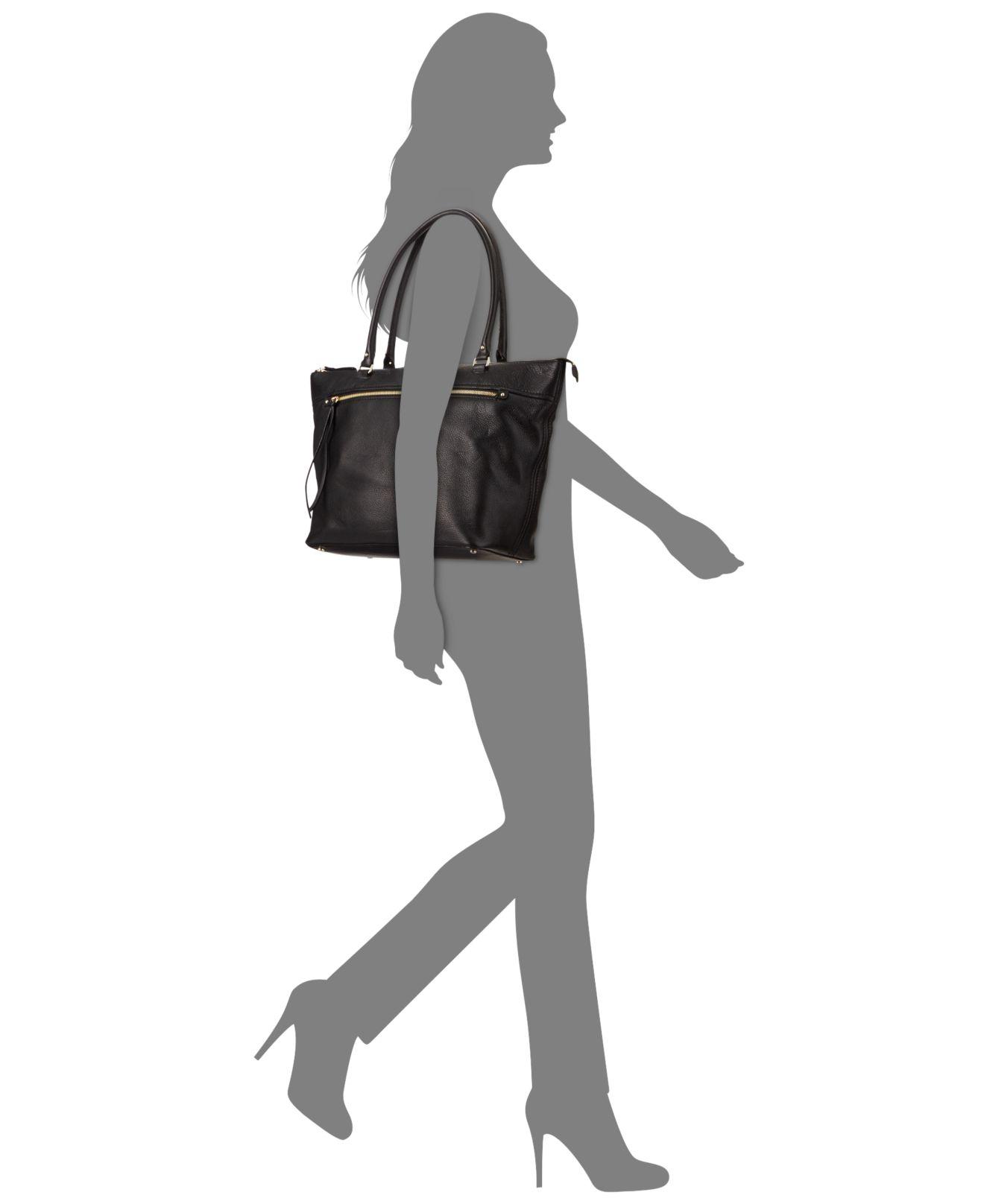 Lyst - Kate Spade Cobble Hill Gina Tote in Black da005a4a6495e