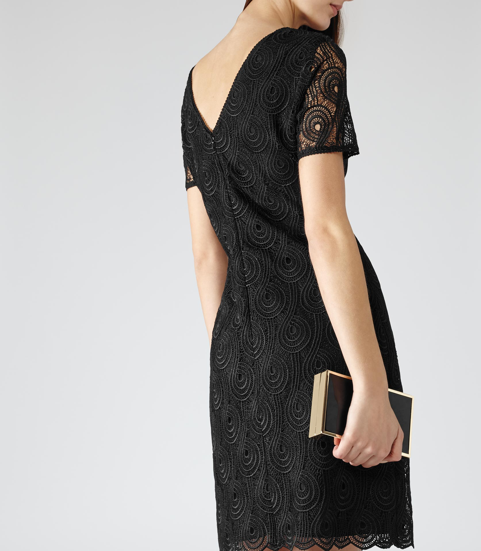 Romy lace dress