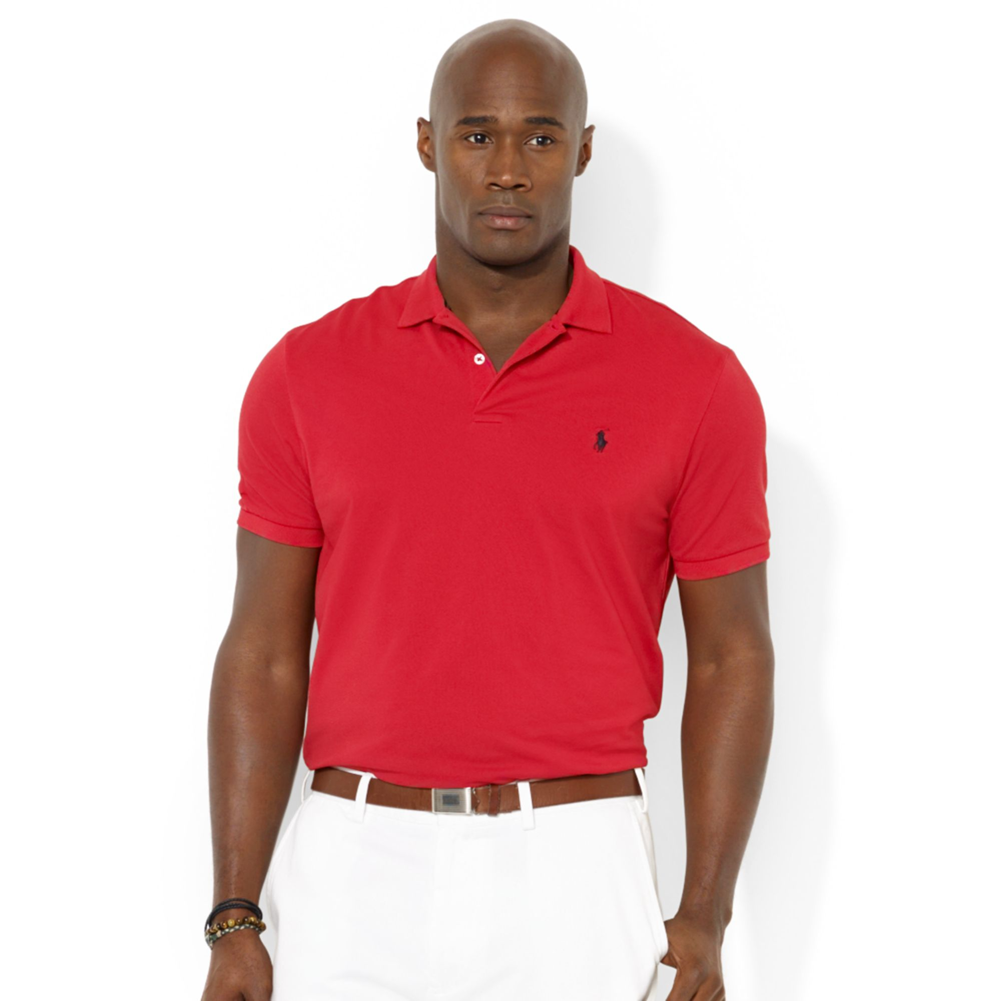 Polo Ralph Lauren Polo Big And Tall Performance Polo Shirt