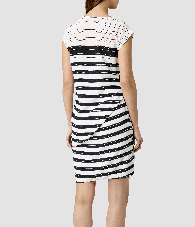 Cleo S Clothing: Allsaints Ayla Cleo Dress In Black