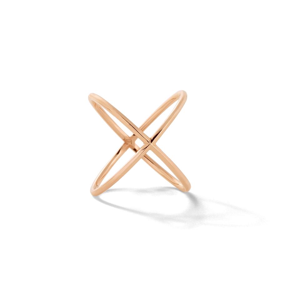 fehren x ring in pink lyst