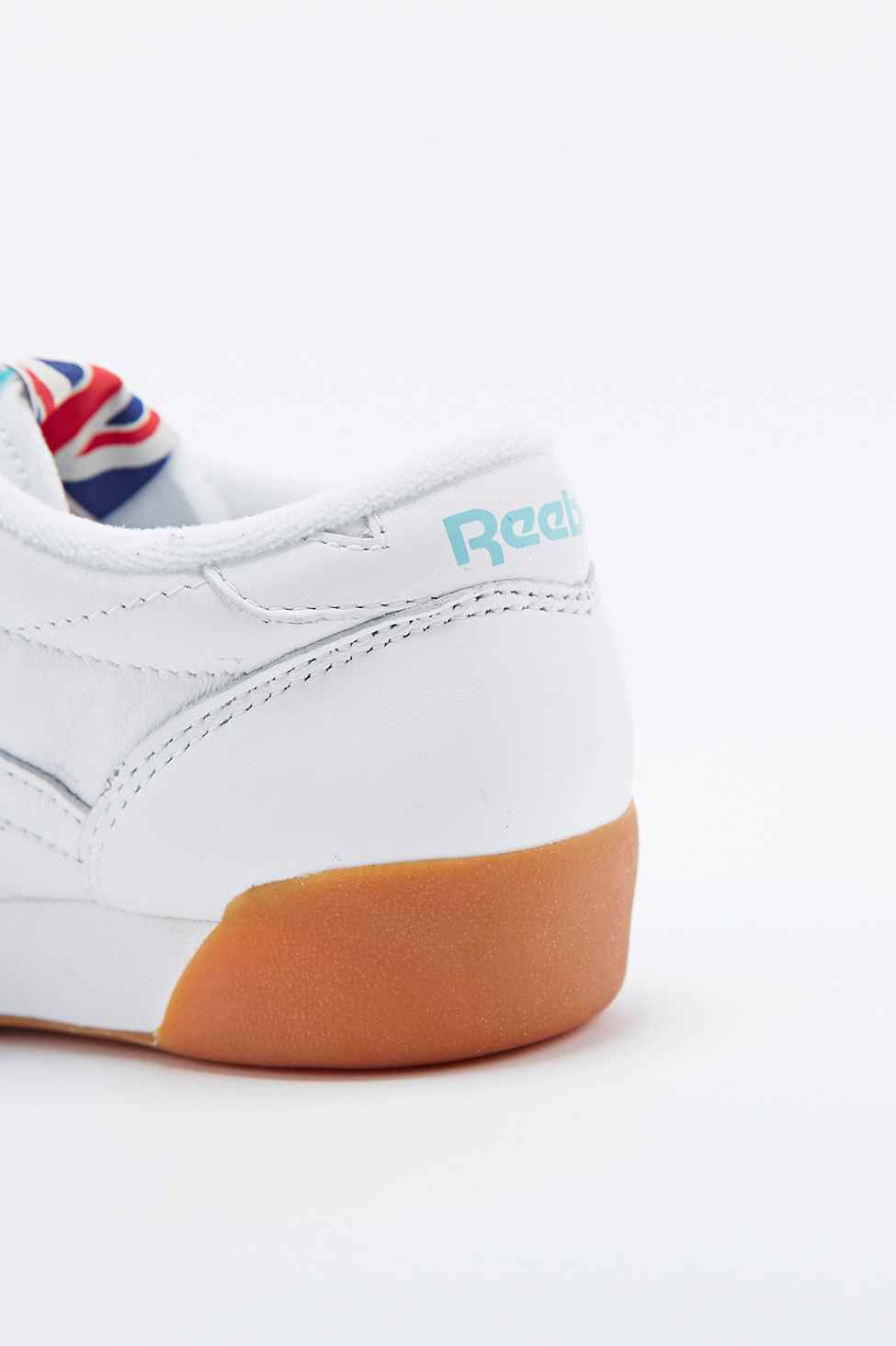 7ff870b8ddc Reebok Freestyle Lo Og Trainers In White in White - Lyst