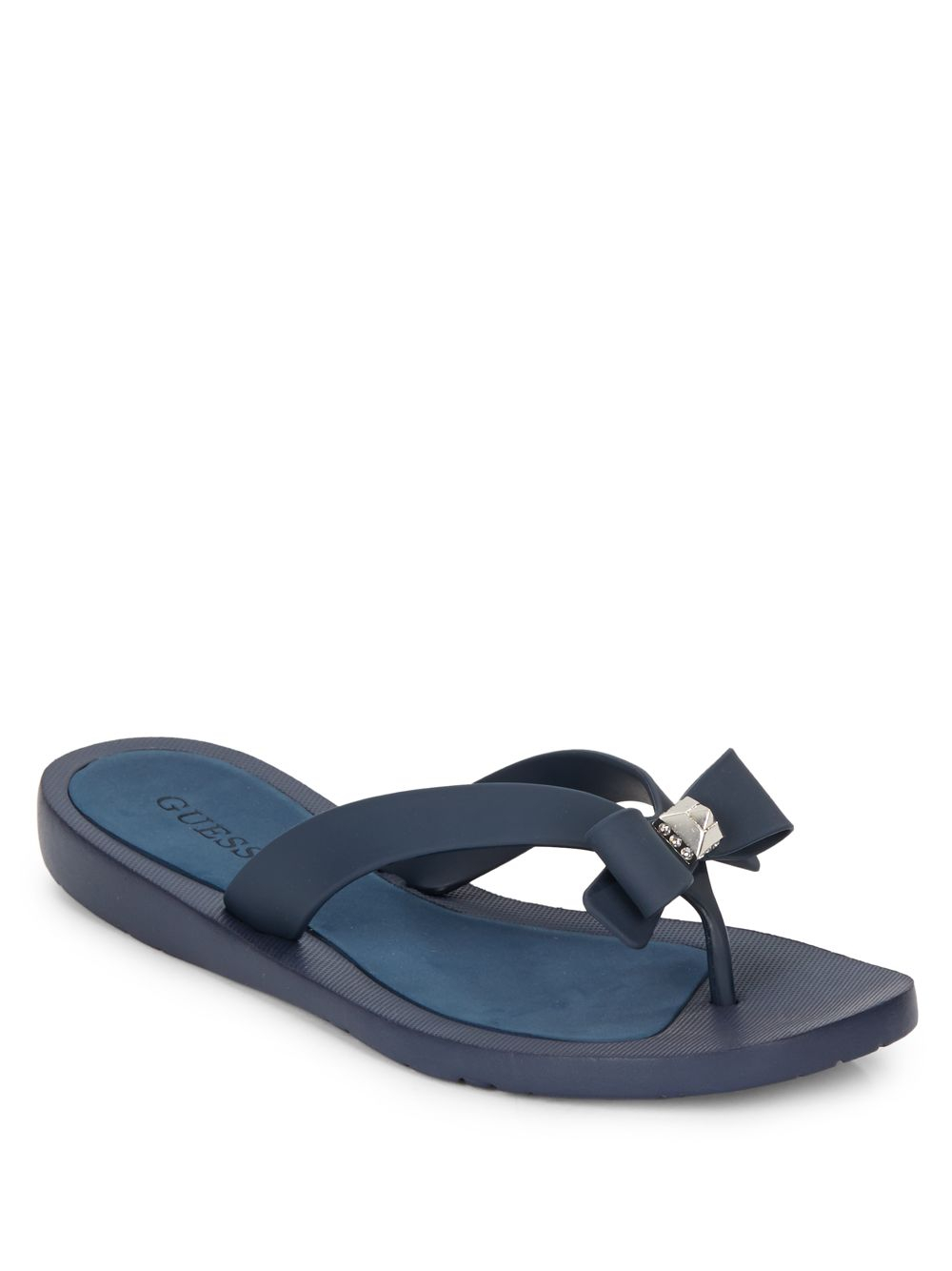 Womens Sandals GUESS Titaney Blue