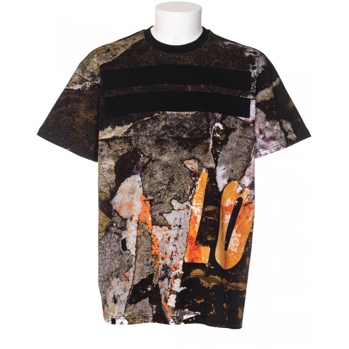 Givenchy Snake Shirt Givenchy T-shirt Columbian Fit
