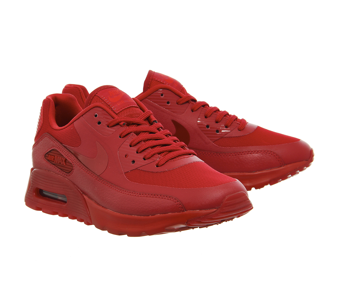 nike air max 90 ultra in red lyst. Black Bedroom Furniture Sets. Home Design Ideas