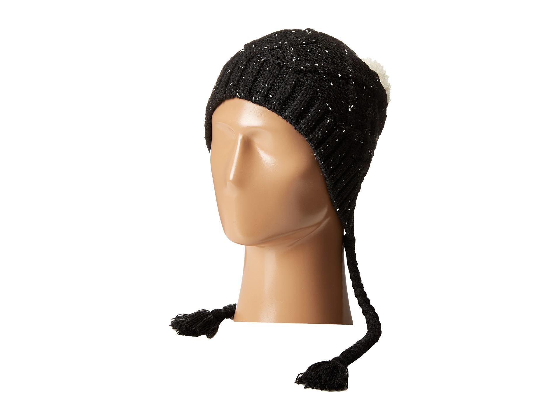 42dc1dd2116 Lyst - The North Face Flecka Earflap Beanie in Black for Men