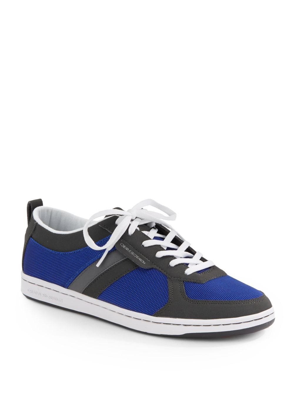 Creative Recreation Dicoco Low-Rise Sneakers in Blue for ...