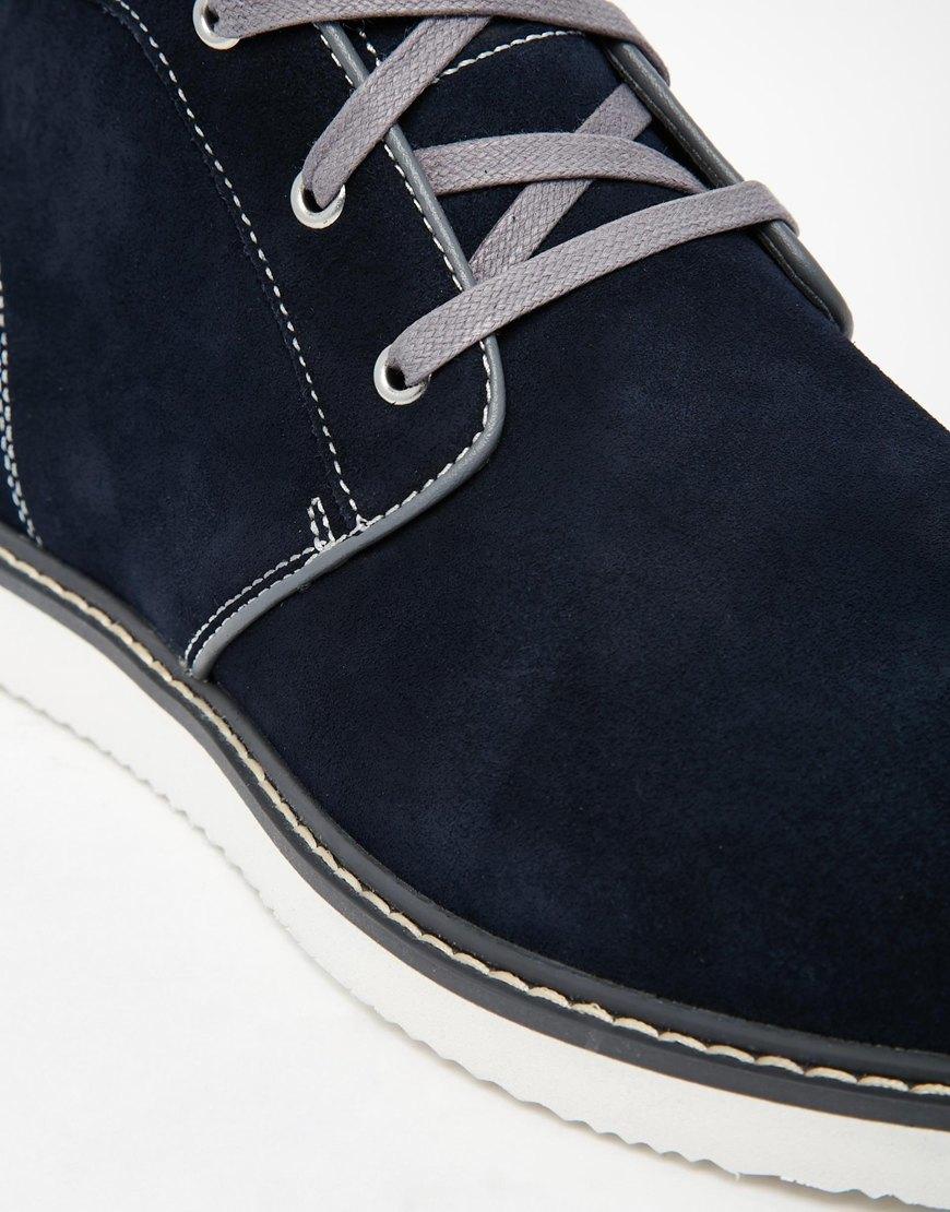 blue chukka timberland boots