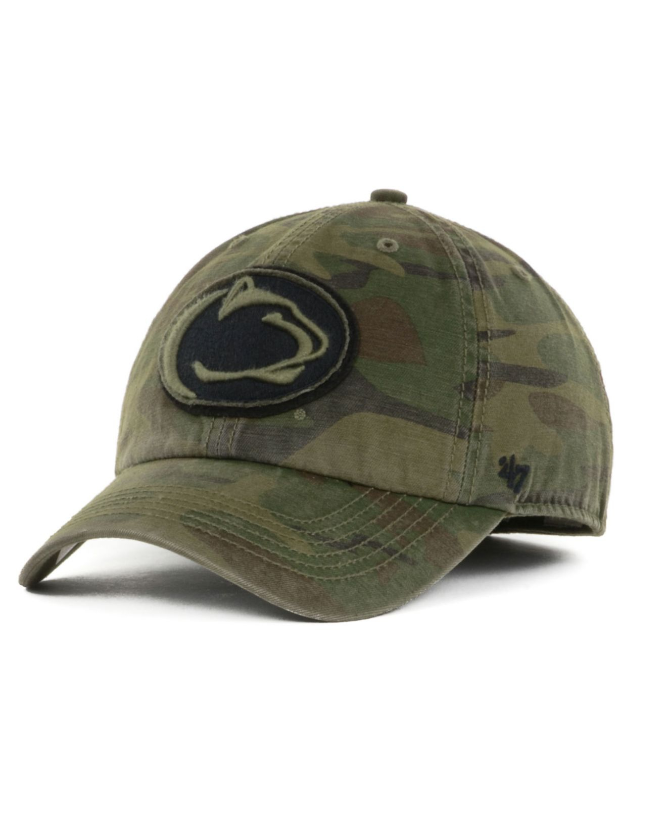 ... adjustable hat realtree camo c8686 b88a8  usa lyst 47 brand penn state  nittany lions movement franchise cap in a37c6 5d05e cfd193eef6b7