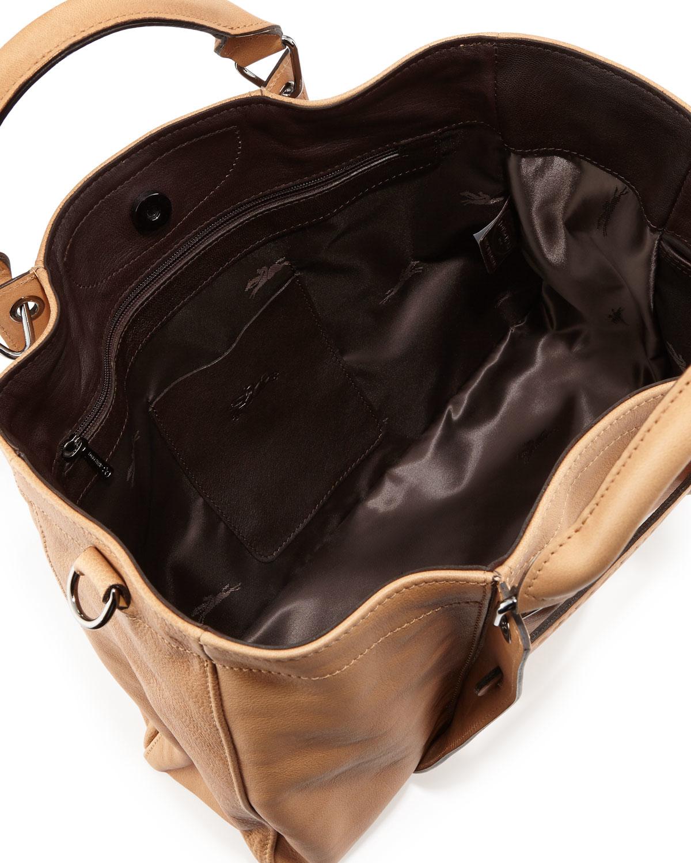 906908118906 Lyst - Longchamp 3d Medium Tote Bag in Natural