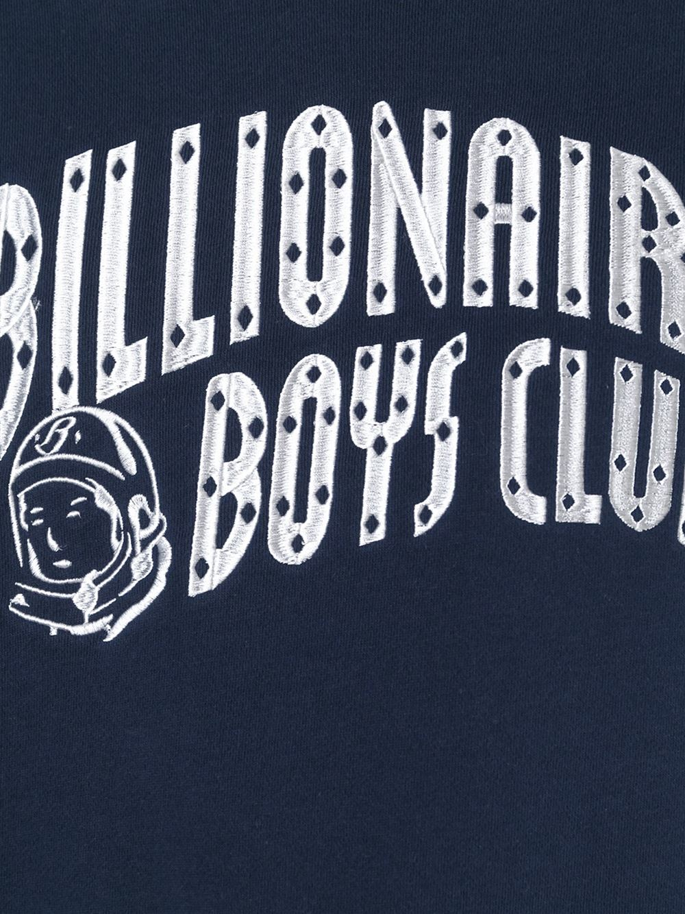 Billionaire Boys Club - Ice Cream | Blue Embroidered Logo ...