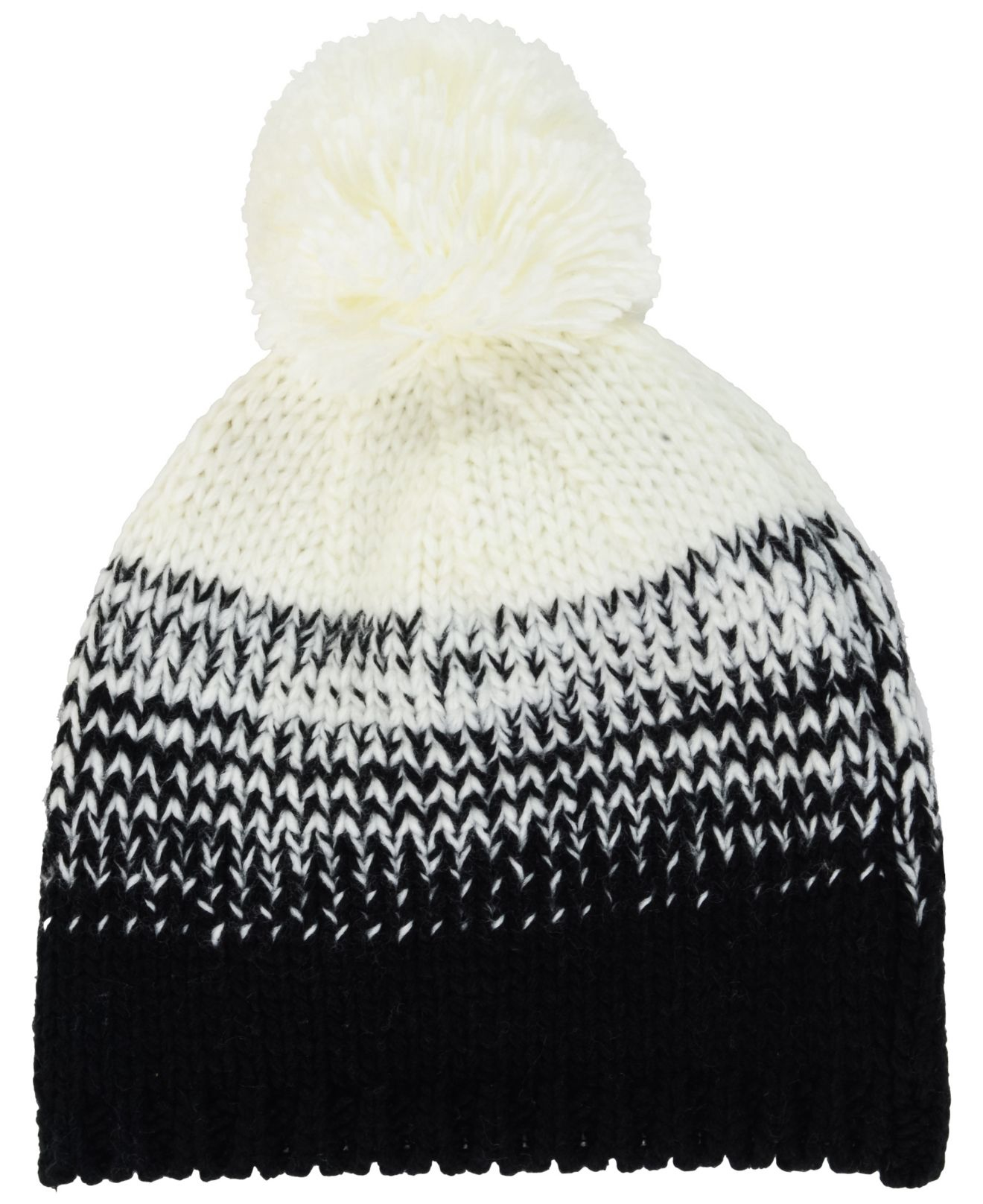 Lyst - Ktz Women s Jacksonville Jaguars Polar Dust Knit Hat in Black 3916e4c45
