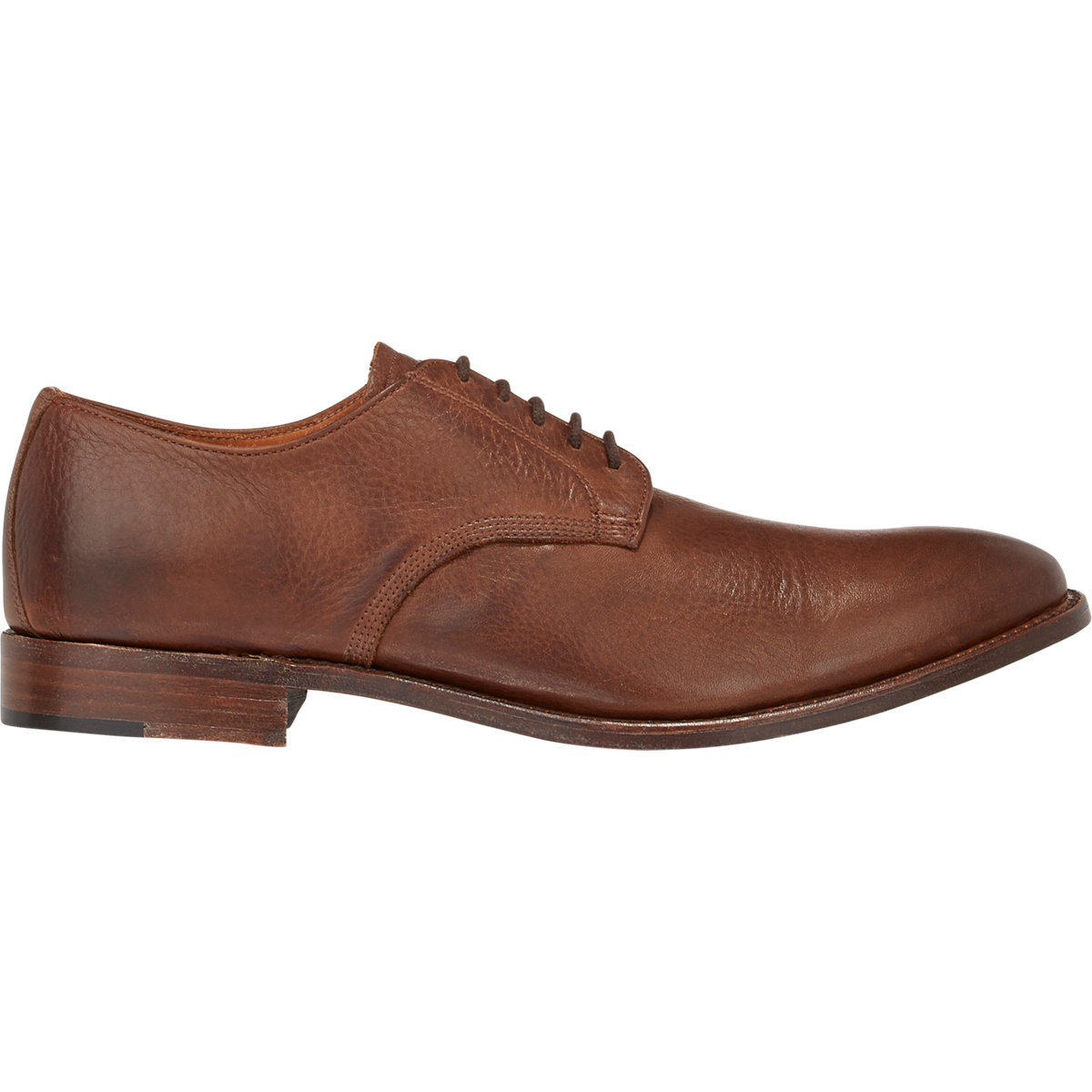 hh brown shoe company hollis bluchers in brown for lyst
