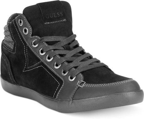 Guess Men Shoes Guess Mens Shoes Jaque