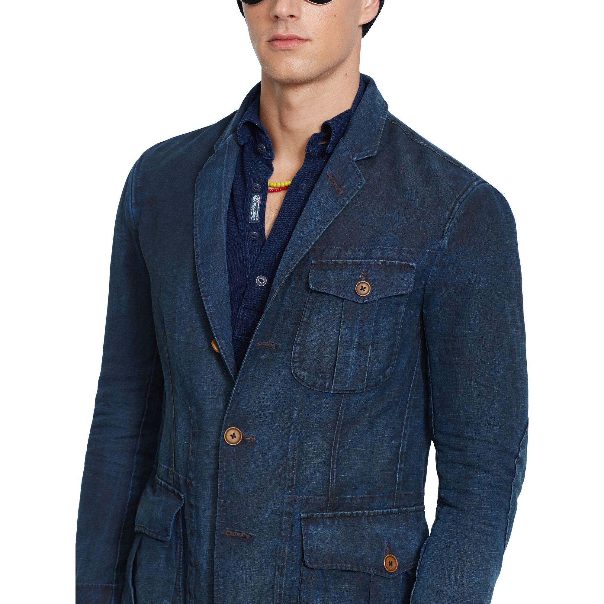 Ralph Lauren Linen Shirts For Men