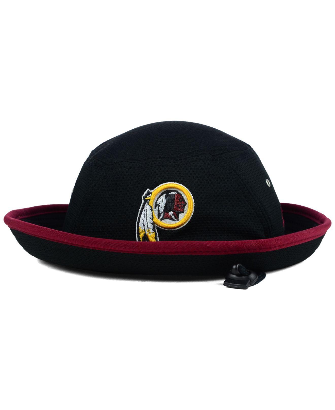 Men s Washington Redskins New Era White Solid Cuffed Knit Hat 5b1d47cd6