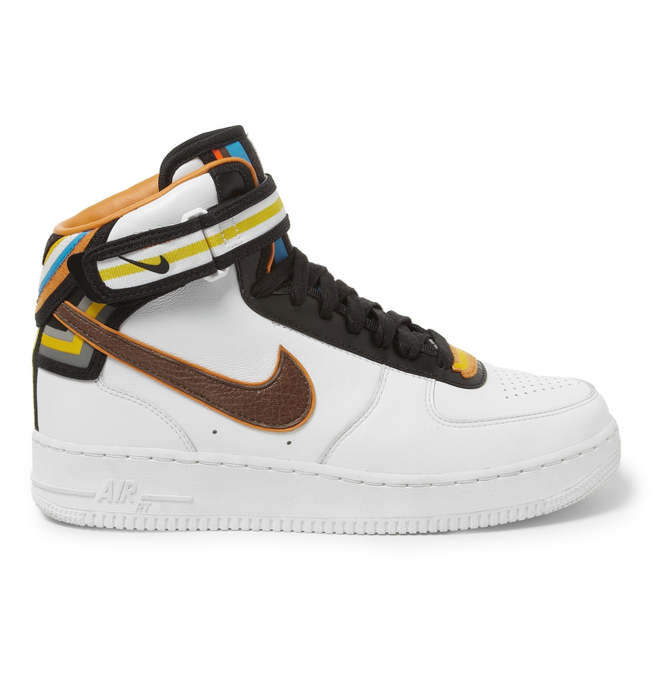 new product 4654a d2627 Gallery. Previously sold at  MR PORTER · Men s Nike Air Force