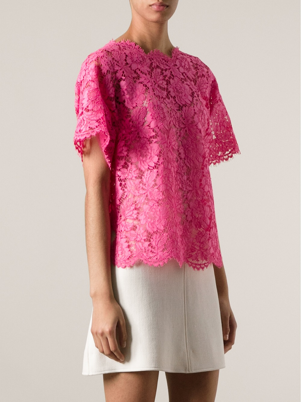 Pink Blouses For Women