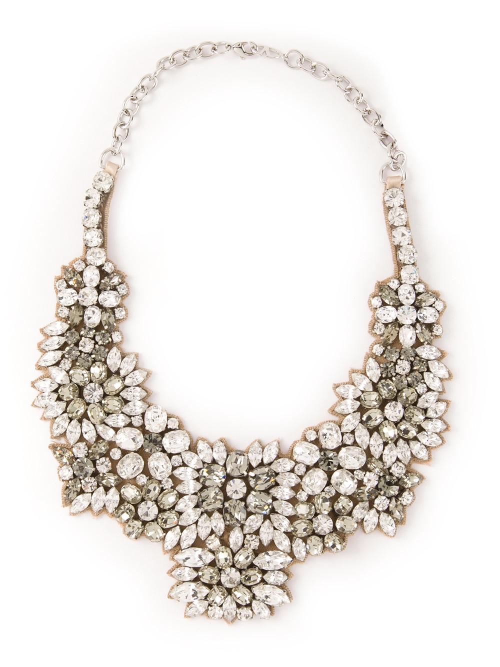 Bead-embellished necklace Valentino PHYiH5