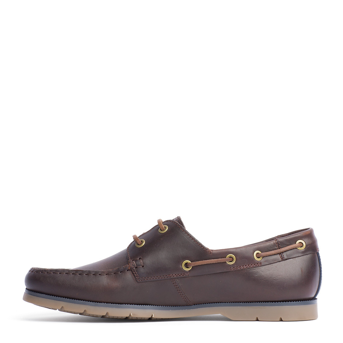 Tommy Hilfiger Brown Boat Shoes