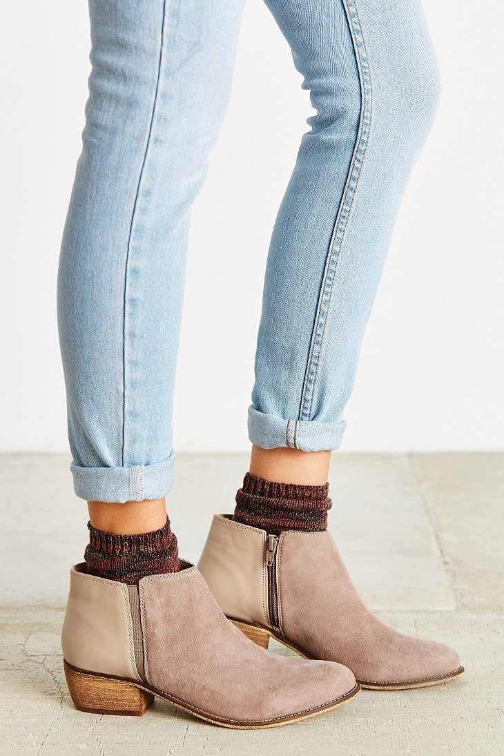 e687b35e8e9 Dune Penelope Ankle Boot in Brown - Lyst