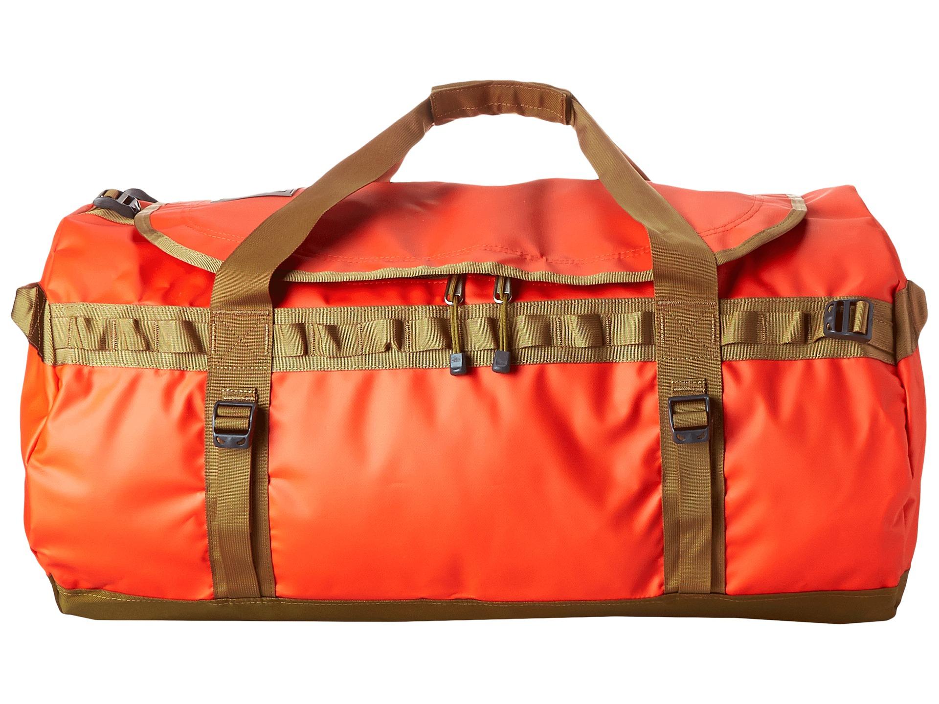Duffel Bag The North Face Base Camp Duffel Medium (orange-beige) efydrHf