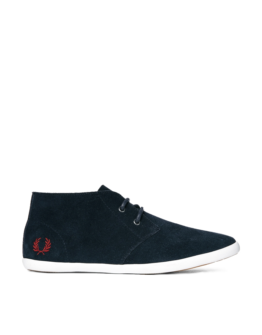 Fred Perry Bottines 7rmJb44kVR