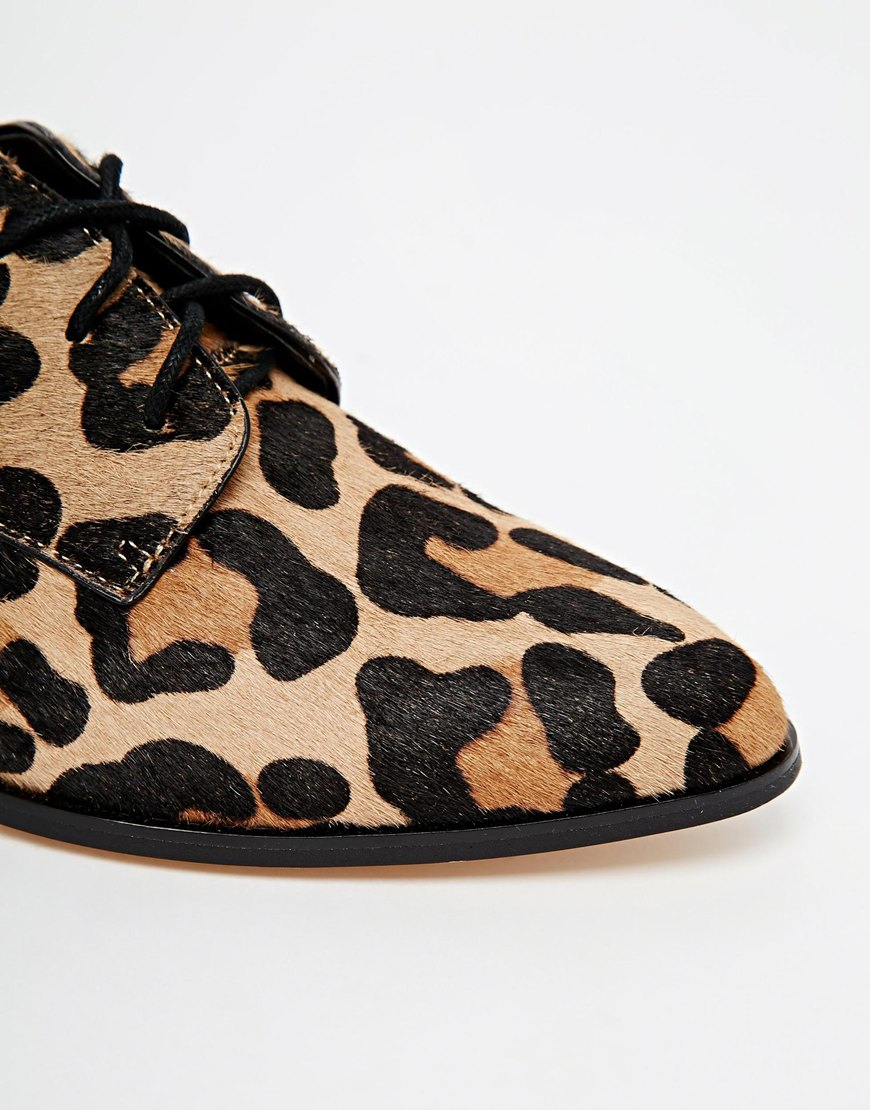Animal Print Shoes Womens
