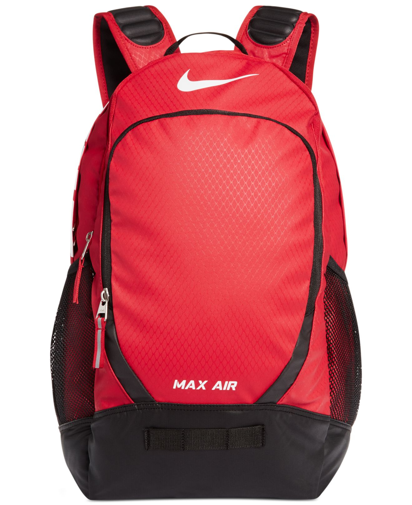 Red And Grey Nike Backpack - CEAGESP fd76fac00e82