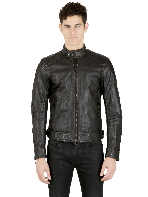 Belstaff Leather Jackets