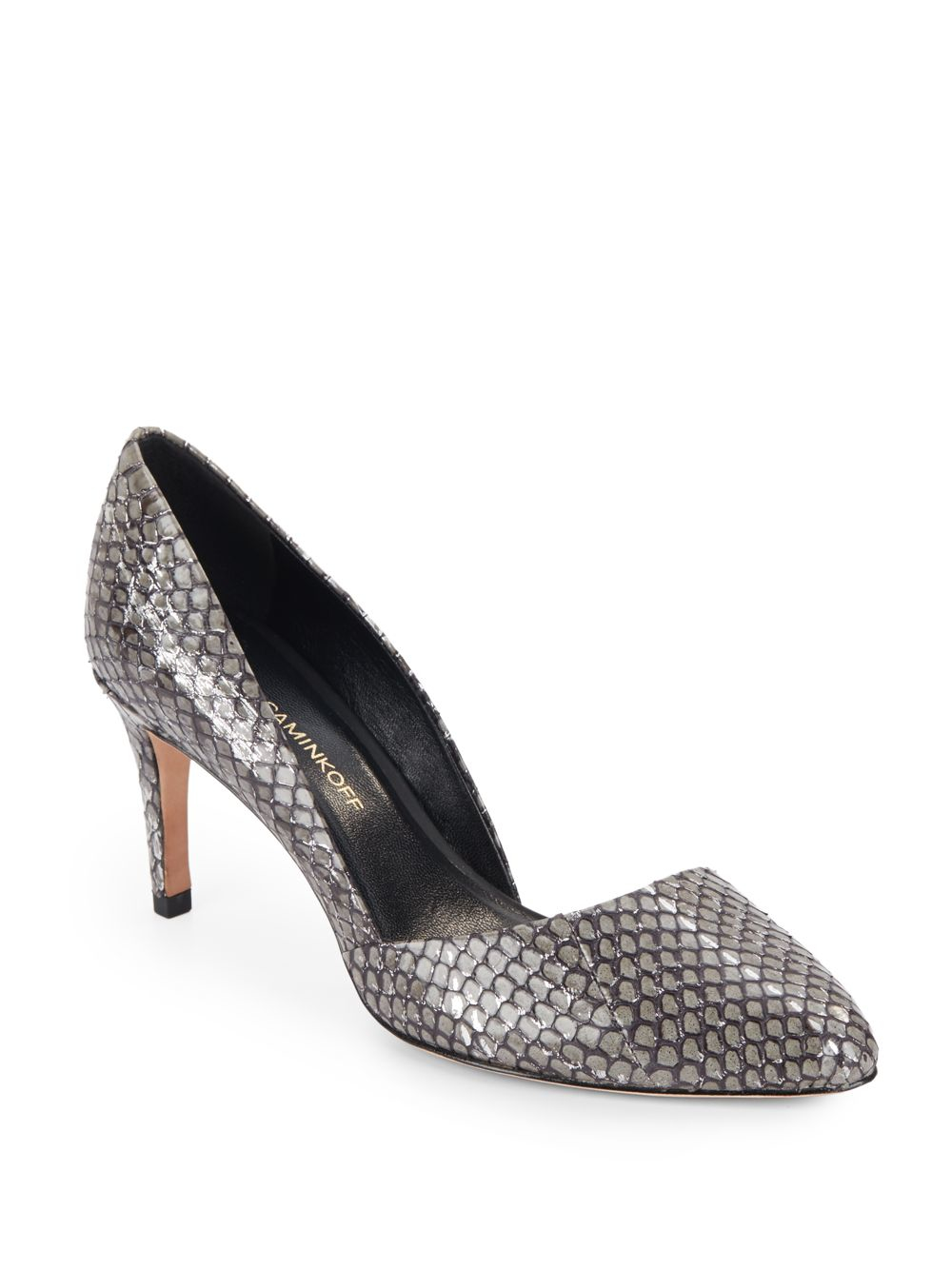 Rebecca Minkoff Embossed Leather Pumps sale order where to buy 5EutTHul