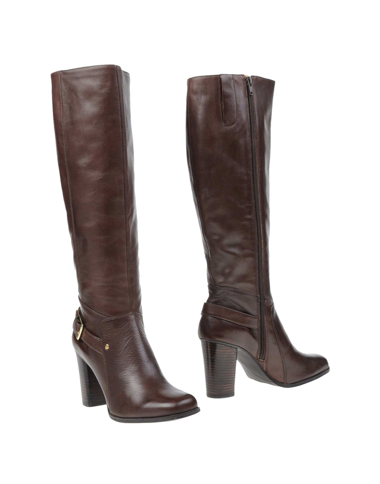 Lyst Nine West Boots In Brown