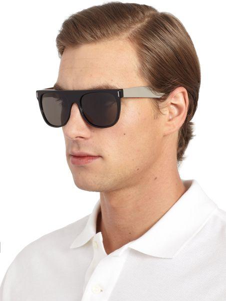 Super Flat Top Francis Sunglasses w Flat Top Sunglasses in