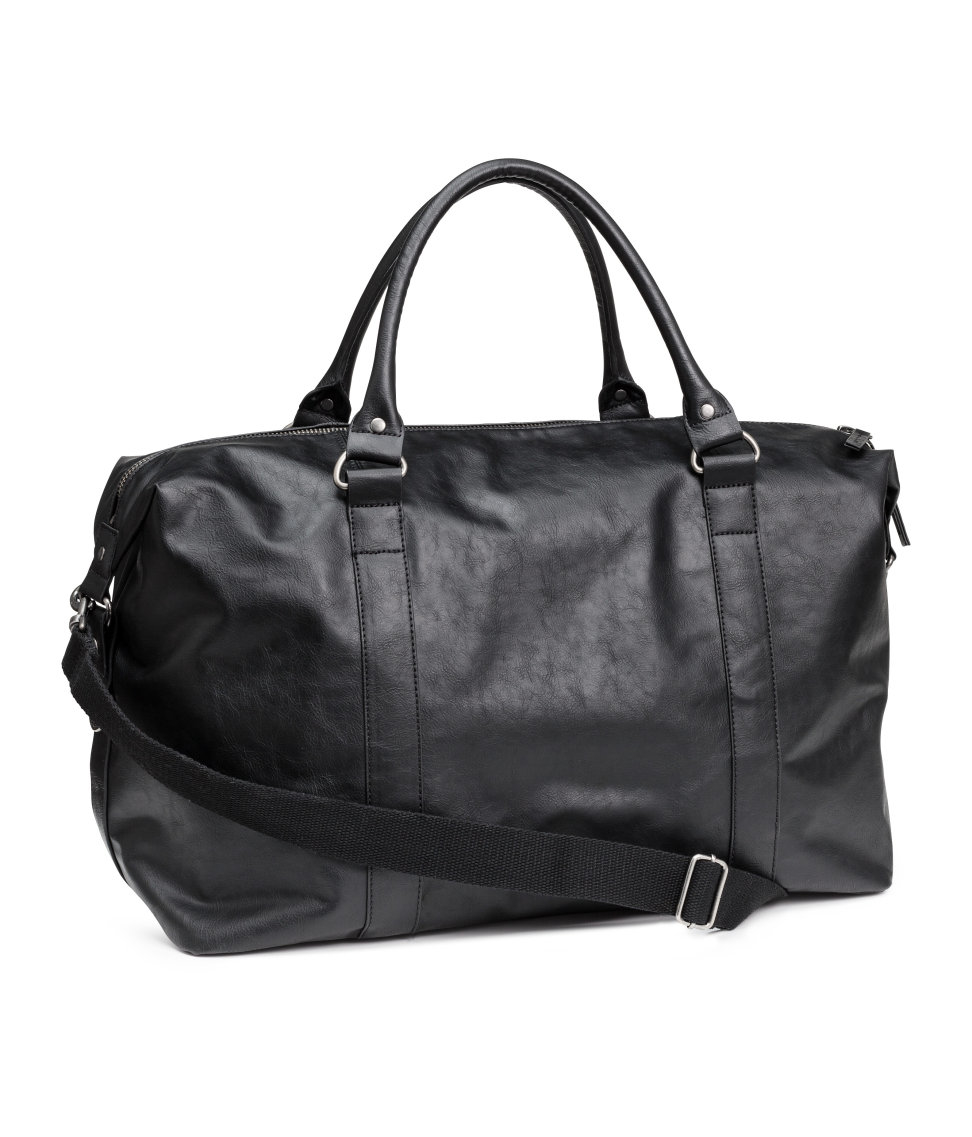 It's like most h&m stuff: looks good and stylish on the surface, but constructed cheaply. Honestly, I don't regret the purchase at $50 and still use it even with the shoddy lining. If you need something that will last, spend a few hundred on a good bag.