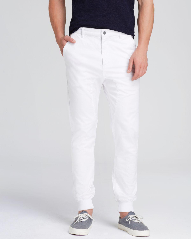 White Chino Pants Men - White Pants 2016