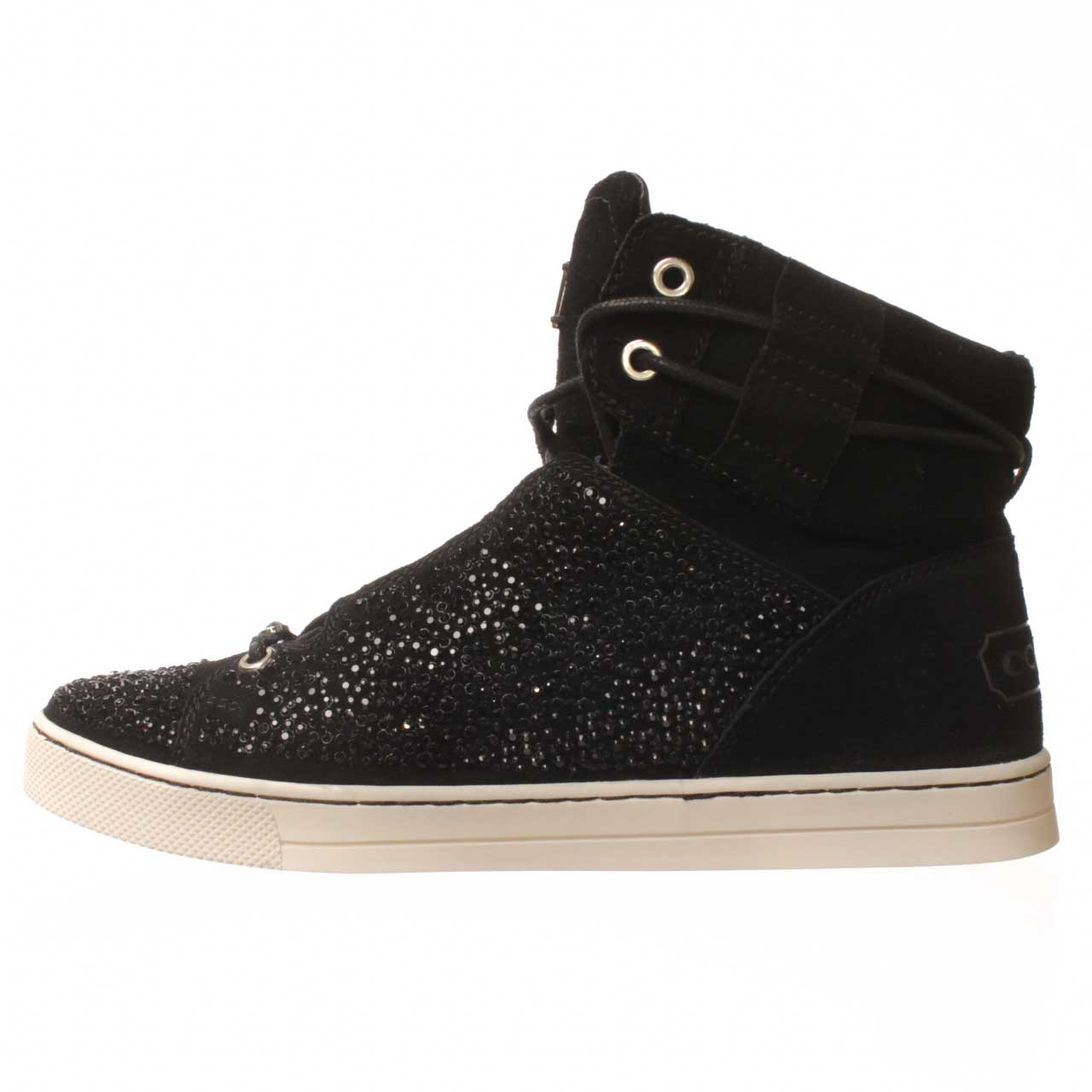 Coach Penda Fashion Sneaker in Black   Lyst