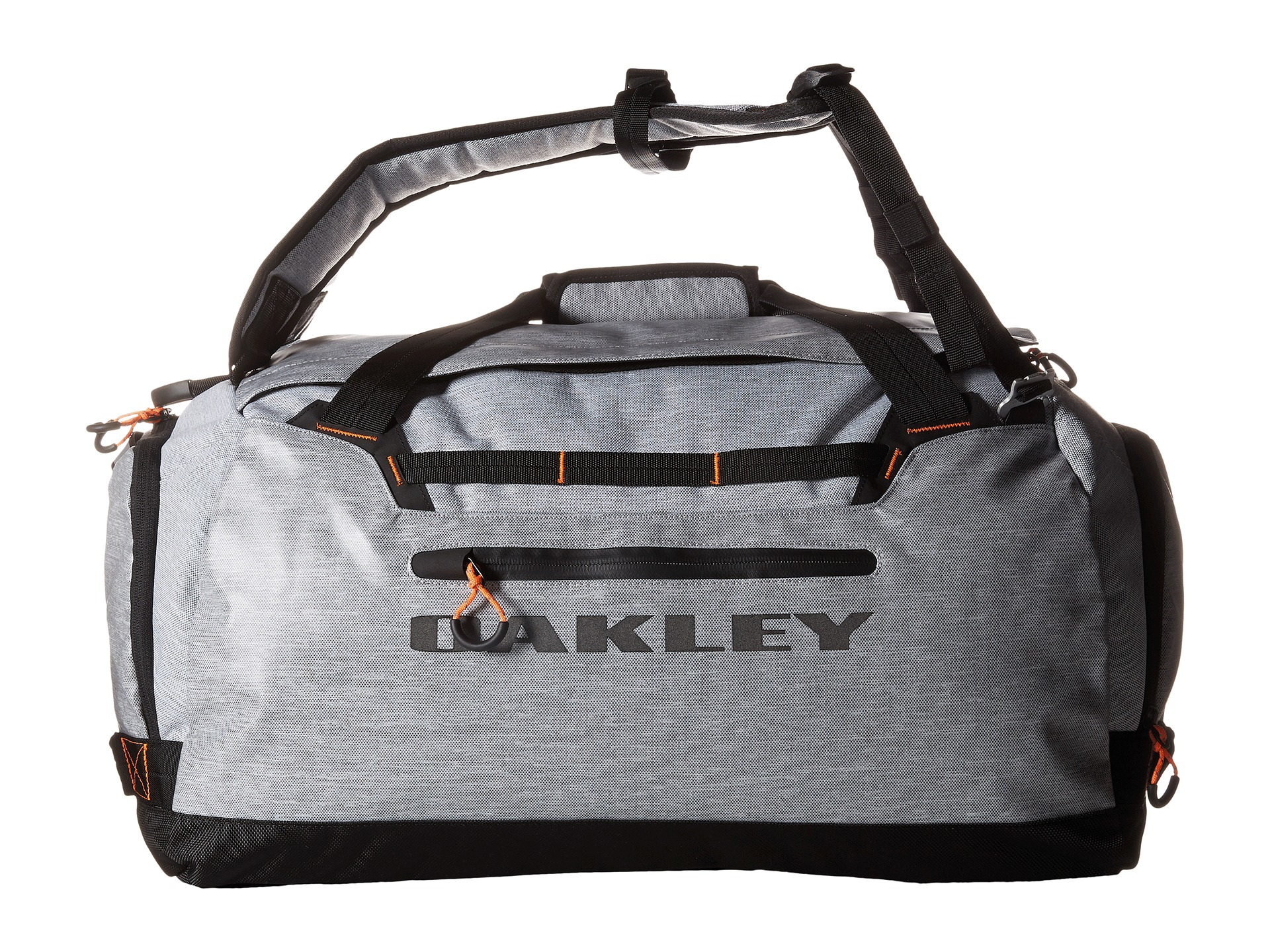 3ba0aa020e Lyst - Oakley Voyage 60 Duffel in Gray for Men
