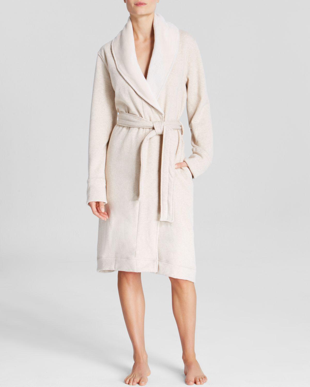 Robe Australia: Ugg Ugg® Australia Duffield Robe In Beige (Oatmeal)
