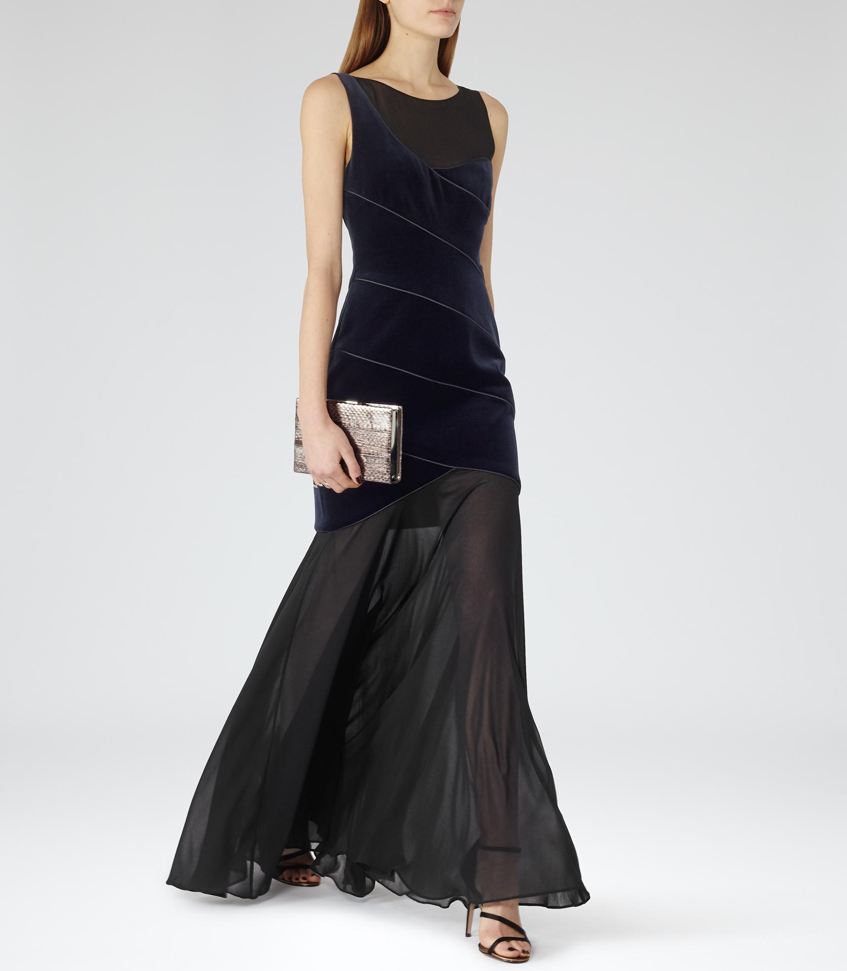 Reiss long evening dresses