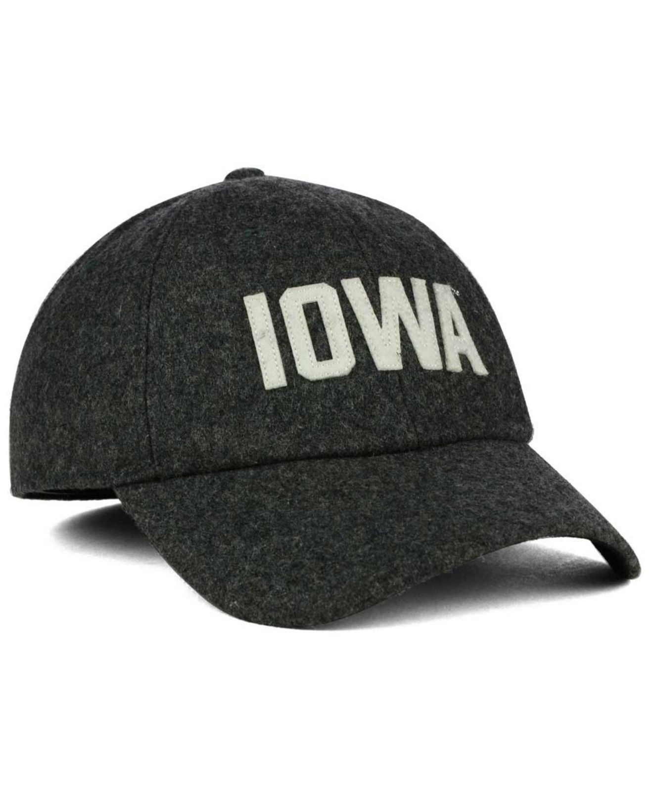 new style 739fa d4444 Lyst - Nike Iowa Hawkeyes H86 Fitted Cap in Gray for Men