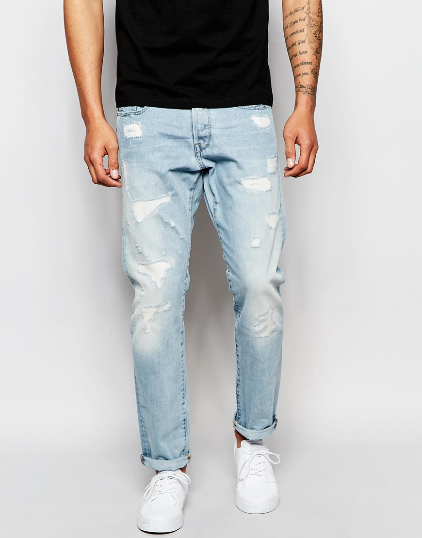 Light Colored Jeans For Men - Xtellar Jeans
