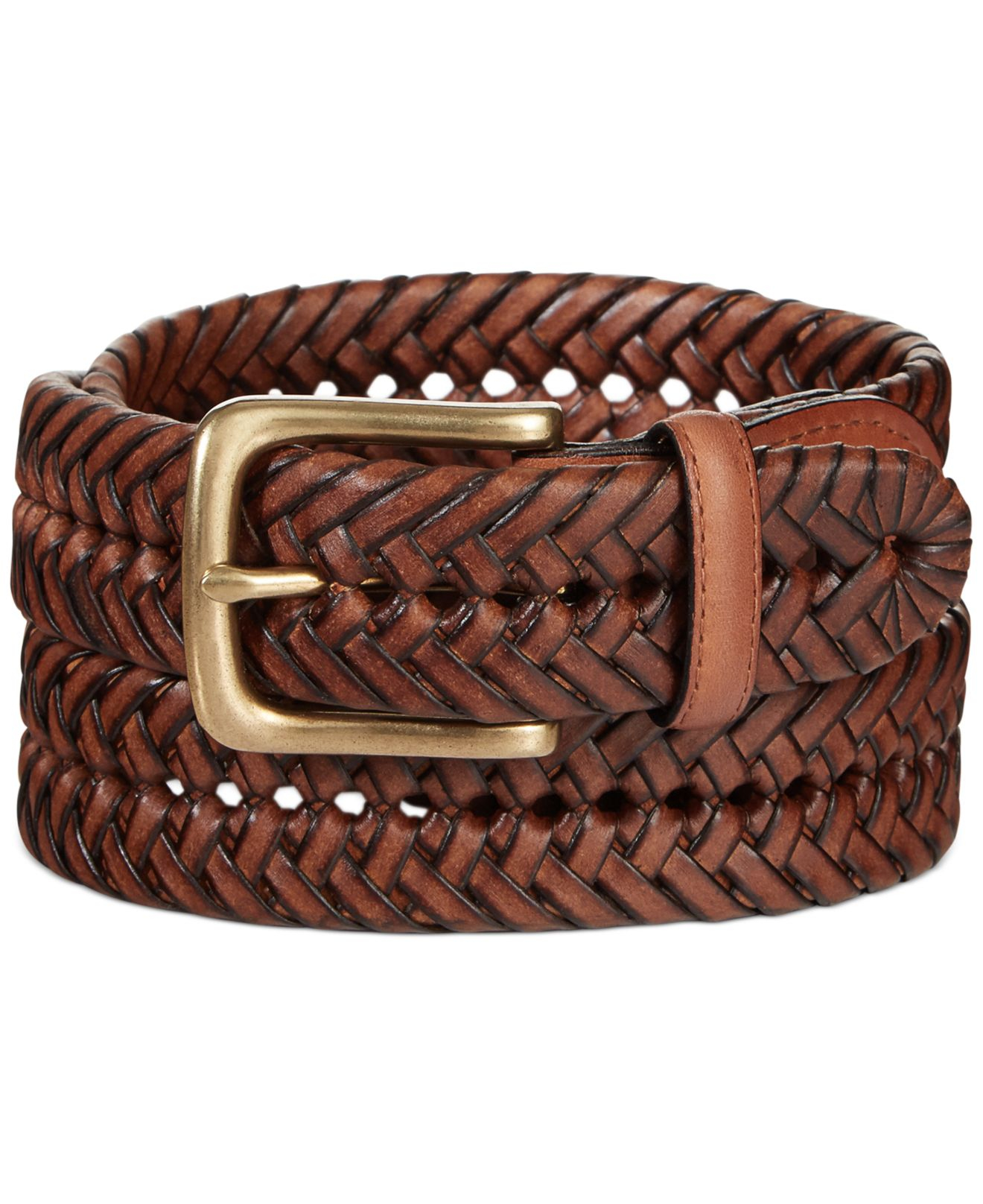 Find great deals on eBay for mens braided leather belt. Shop with confidence.