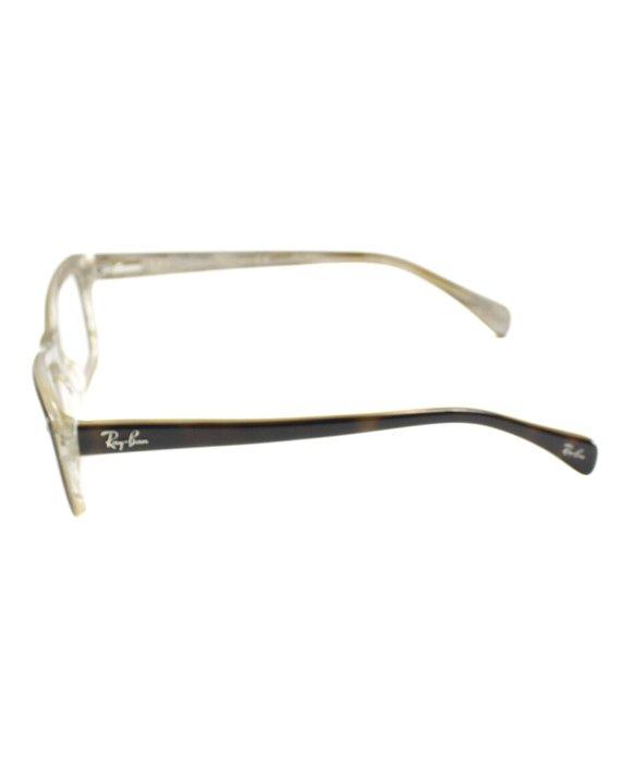 2c46f8f886 Lyst - Ray-Ban Ray Ban Rx5255 5075 Plastic Cat Eye Eyeglasses-53mm ...
