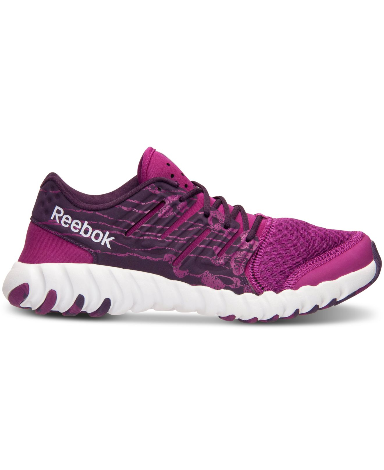 Reebok Purple Womens Shoes