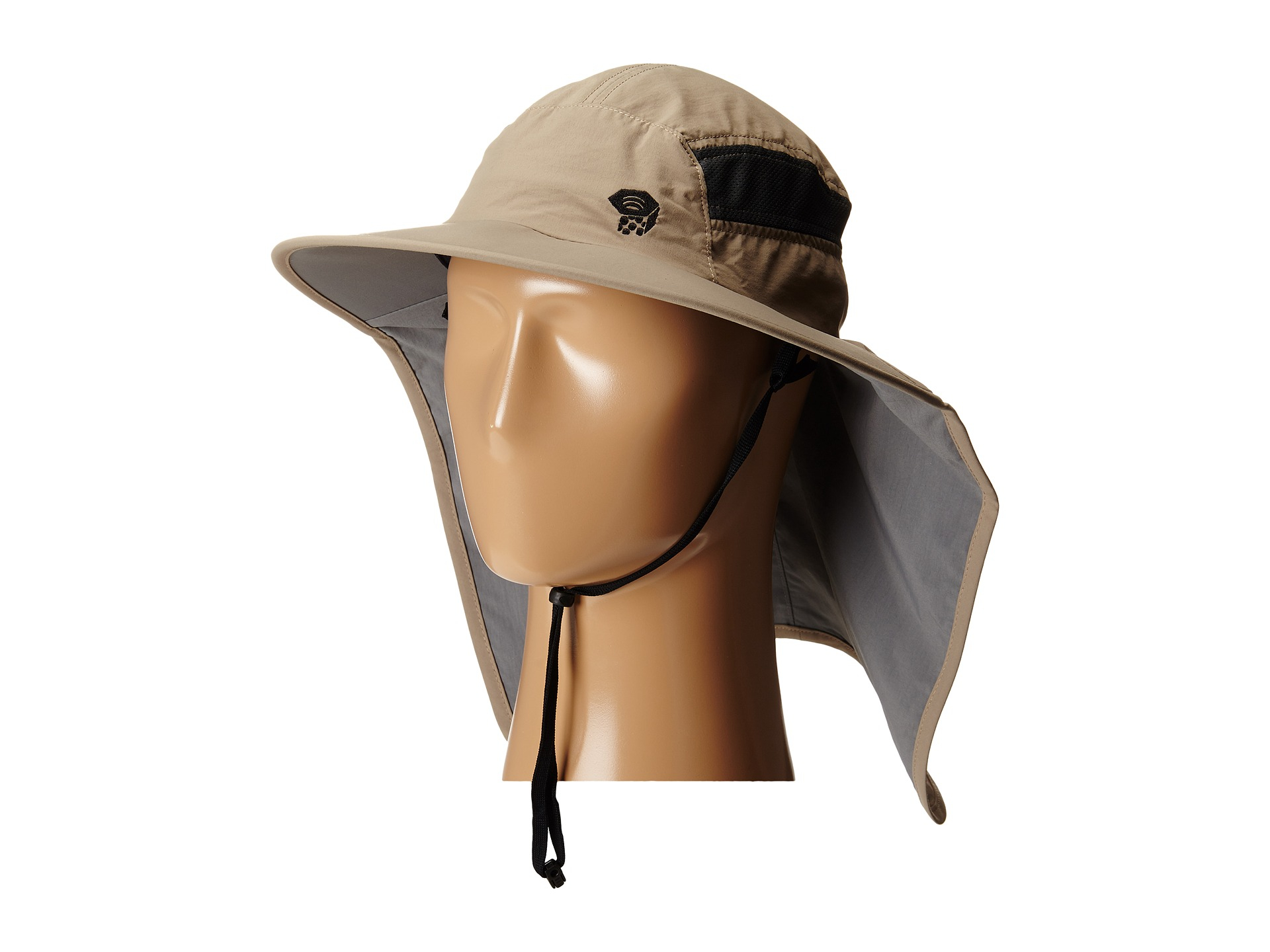 Lyst - Mountain Hardwear Canyon™ Wide Brim Ravi Hat in Natural for Men 0ed3ce92ca74