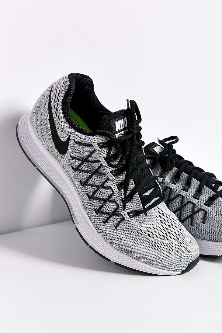 0142c68b2d84 ... spain lyst nike air zoom pegasus 32 sneaker in gray d7aa2 6ef7c