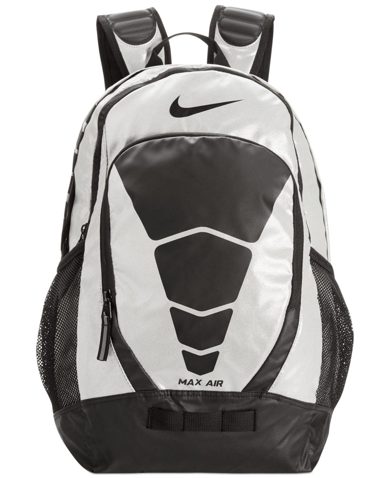 4f01c3511b ... vapor max air metallic backpacks  info for bbe0b 1684d Nike Air Black  And White Backpack ...